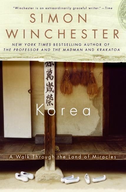 Korea By Winchester, Simon